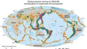 Perhaps you remember that the earth is made up of three layers. Earthquake Definition Causes Effects Facts Britannica