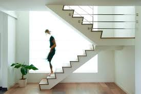 interior concrete stairs 3 1 concrete staircase stairs in minimalist style painting interior concrete steps