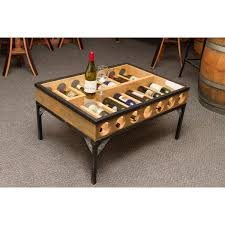 wine rack table. Glass Top Coffee Table Wine Rack Napa East Country Accents Tables
