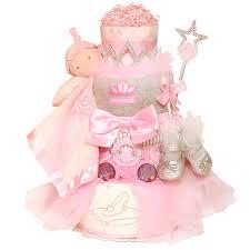 Royal Princess Diaper Cake 19700 Diaper Cakes Mall Unique
