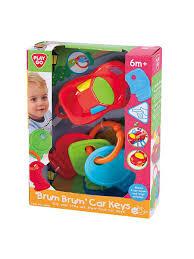 """Развивающая игрушка """"Брелок с ключами"""" PlayGo 3369190 в ..."""