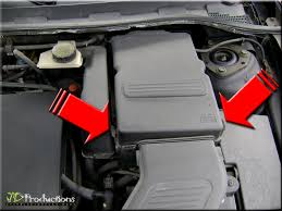 diy mazda 3 2 3 gt turbine input speed sensor replacement step 5 disconnect the negative battery cable first then the positive battery cable please excuse the dirty battery using 10mm socket wrench driver