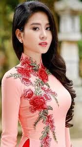 越南民族美女服饰(第1页) - 一起扣扣网