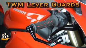 <b>Ducati</b> 1299 Panigale Tinkering   TWM <b>Brake Lever</b> Guard - YouTube