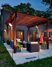 outdoor pergola lighting. Backyard Patio Pergola Outdoor Lighting