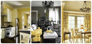 yellow and gray bedroom:  decorating with yellow and gray