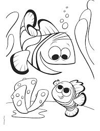 Disegni Da Colorare Nemo Alla Ricerca Di Nemo