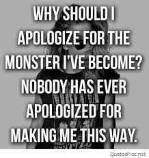 Apologize Quotes Impressive No Apologize Quotes