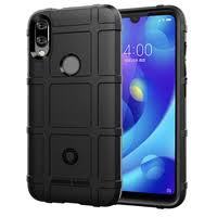 Xiaomi Mi Play <b>Rugged Shield Silicone</b> Protective Cover Black | Buy ...