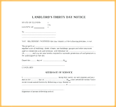 Apartment Notice To Vacate Template Metabots Co