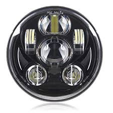 Motorcycle 5-3/4 5.75 LED Headlight for Harley ... - Amazon.com