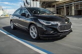 2016 Chevrolet Cruze Premier First Test Review - Motor Trend