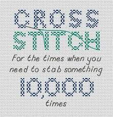 Funny Cross Stitch Patterns Free Delectable Image Result For Free Funny Counted Cross Stitch Patterns Cross