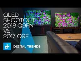 Samsung 2018 Q9fn Qled Tv Vs 2017 Q9f Qled Tv