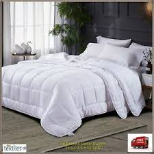 Bed Duvet Size Chart Details About Luxury All Seasons Duvet Bedding Single Double King Super King 4 5 10 5 15 Tog