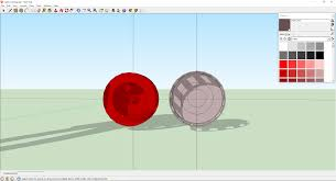 Printing instructions below important in sketchup make sure continuing with the print option you have settings to make. Sketchup Noob Here Is There Any Way I Can Smooth These Shapes Out To Make Them More Circular Without Actually Redrawing Them The Lines Seem To Be Exploded And Selecting Them All