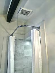 curved shower rod shower rods shower curtain rod curved moen tension curved shower rod