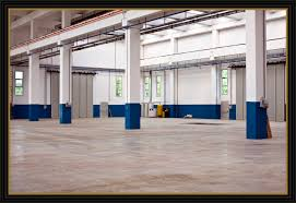 commercial painting contractors warehouse space