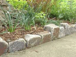 13 rock borders ideas outdoor gardens