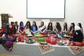 Azərbaycan Universitetində Novruz Bayramı qeyd olunub (FOTO)