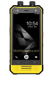 <b>Nomu T18</b> Quad-core Nougat NFC OTG <b>4G</b> Walkie Talkie PTT Dual ...