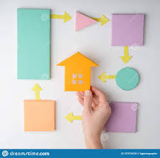 Home Buying Process Stock Photo Image Of Lesson Concept