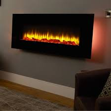 holbeck wall mounted electric fire