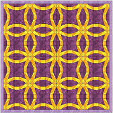 Wedding Quilt Patterns Impressive Double Wedding Ring Quilt History From Yesterday To Today