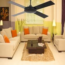proud 52 black ceiling fan with light