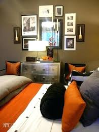 Brown And Orange Bedroom Ideas Simple Inspiration