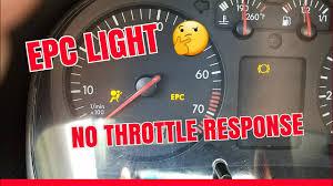 Epc Warning Light Vw Beetle Vw 1 8t Epc Light Fix No Throttle Response Jetta 1 8t Gti 1 8t Audi 1 8t Jetta Mk4
