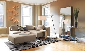 Ways To Arrange Living Room Furniture Modern Minimalist Furniture Arrangement In Small Living Rooms With