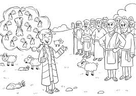 Pleasurable Joseph Coloring Pages Story Of New Image Result For S