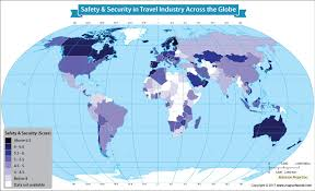 the safest country in south america