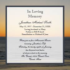 memorial service invitation memorial service invitations announcements zazzle