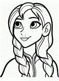 Colorați personajele iubite în creion sau vopsele. Planse De Colorat Cu Frozen Regatul De Gheata Planse De Colorat