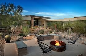 Desert Backyard Designs Best Best 48 Modern Outdoor Desert Design Photos And Ideas Dwell