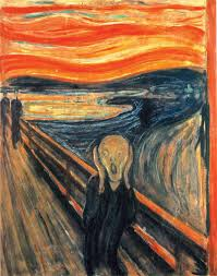the scream by edvard munch 1893