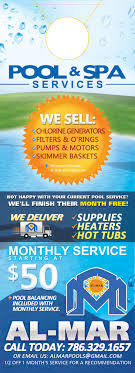 pool service flyers. Pool Service Door Hangers Flyers
