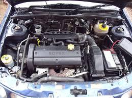 rover 25 engine