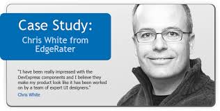 Chris White Quote: DevExpress Case Study - Chris-White-quote