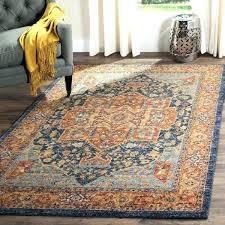 orange and green area orange and blue area rug fabulous clearance rugs
