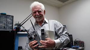When Was The Cell Phone Invented The Inventor Of The First Cell Phone Vice Video Documentaries
