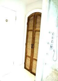 linen closet door ideas size doors small