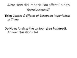 imperialism essay imperialism