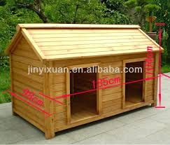 elegant double dog house plans and wood double dog kennel outdoor large dog house for two