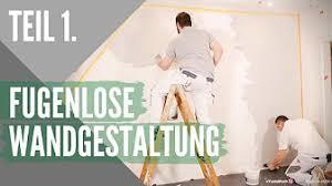 """Das thema """"die präpositionen mit akkusativ oder dativ. Fugenloser Wand Und Bodenspachtel Deco Wall Floor Youtube"""