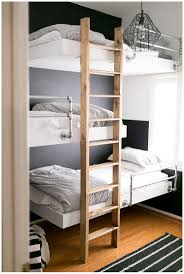 Triple Bunk Beds & Eating a Slice of Humble Parenting Pie These bunk beds  are amazing, but this woman's wise words are the icing on the cake!
