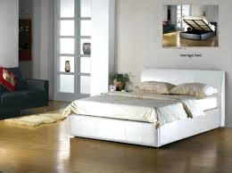ireland queen faux leather bed white ottoman ireland full faux leather bed queen black