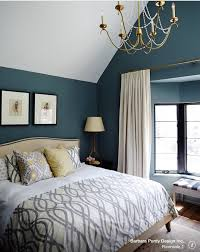 Ben Moore Templeton Gray - Riverdale 1 - transitional - Bedroom - Toronto -  Barbara Purdy Design Inc.